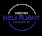 Logo Heli Flight